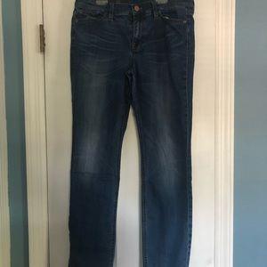 EUC J. Crew Reid jeans sz.31